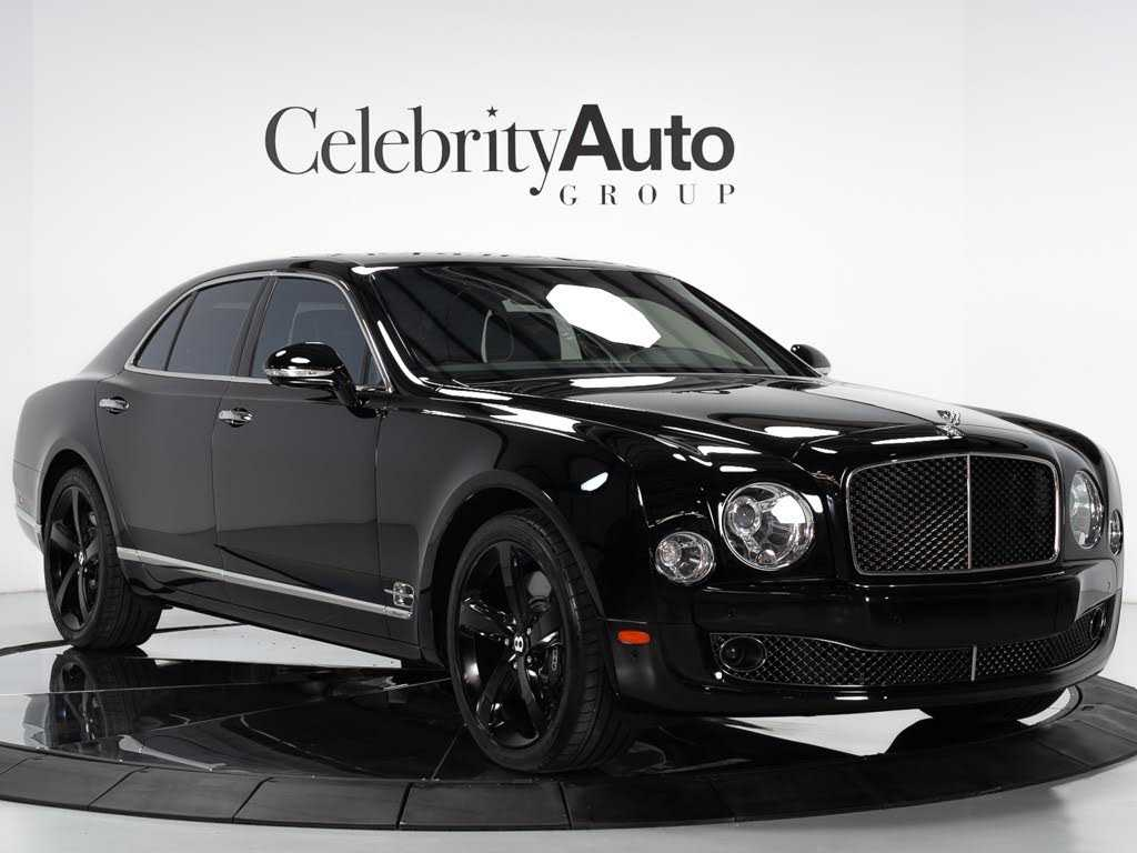 Bentley Mulsanne 2016 $195500.00 incacar.com