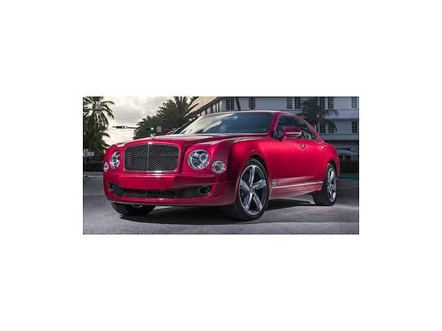Bentley Mulsanne 2016 $149994.00 incacar.com