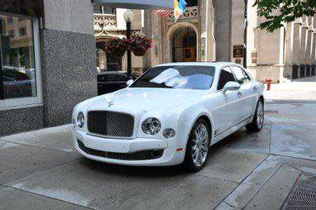 Bentley Mulsanne 2016 $189800.00 incacar.com