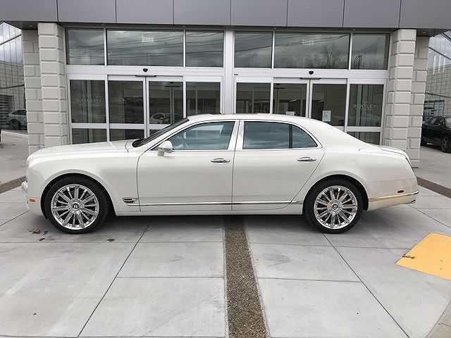 Bentley Mulsanne 2016 $169999.00 incacar.com