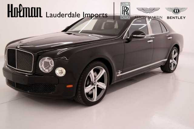 Bentley Mulsanne 2016 $188850.00 incacar.com