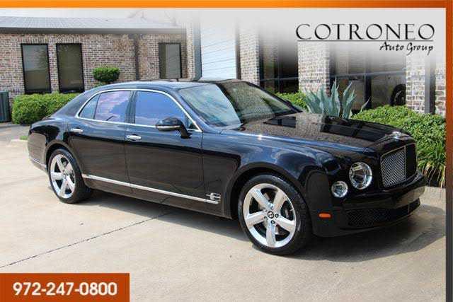 Bentley Mulsanne 2016 $189983.00 incacar.com