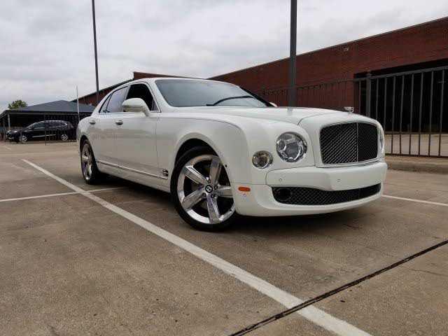 Bentley Mulsanne 2016 $189900.00 incacar.com