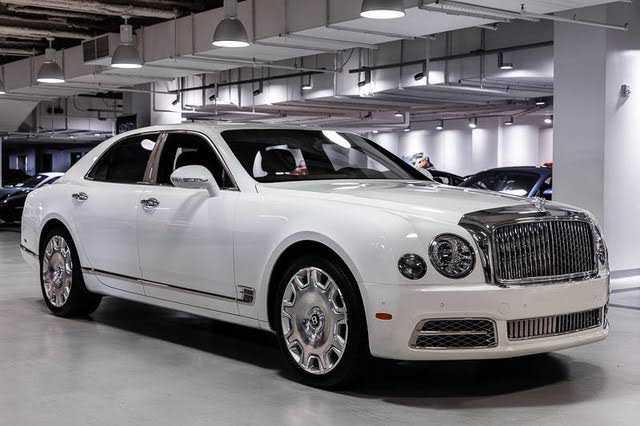 Bentley Mulsanne 2017 $247888.00 incacar.com