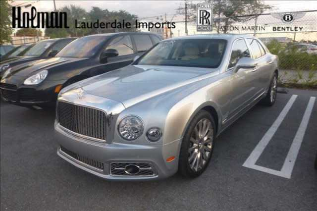 Bentley Mulsanne 2017 $199980.00 incacar.com