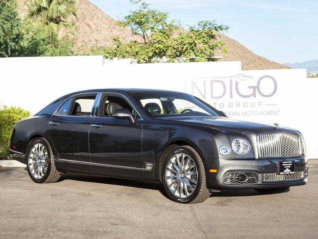 Bentley Mulsanne 2017 $208990.00 incacar.com
