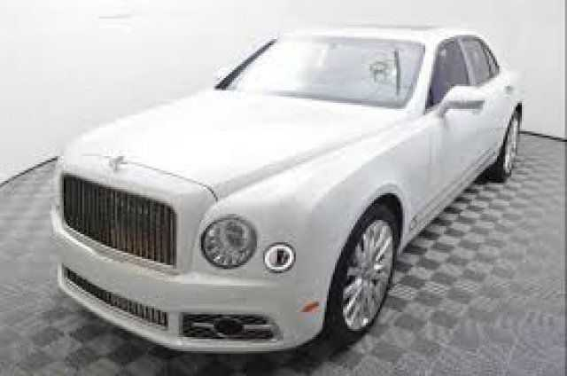 Bentley Mulsanne 2017 $212880.00 incacar.com