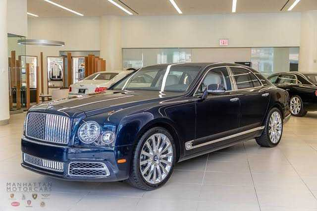 Bentley Mulsanne 2017 $238888.00 incacar.com