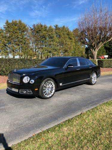 Bentley Mulsanne 2017 $215977.00 incacar.com