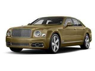 Bentley Mulsanne 2017 $335888.00 incacar.com
