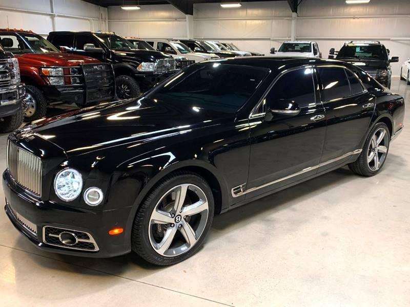 Bentley Mulsanne 2017 $179995.00 incacar.com