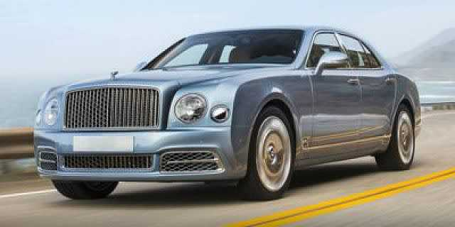 Bentley Mulsanne 2017 $259000.00 incacar.com