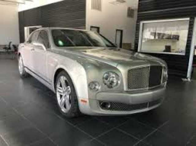 Bentley Mulsanne 2018 $279980.00 incacar.com