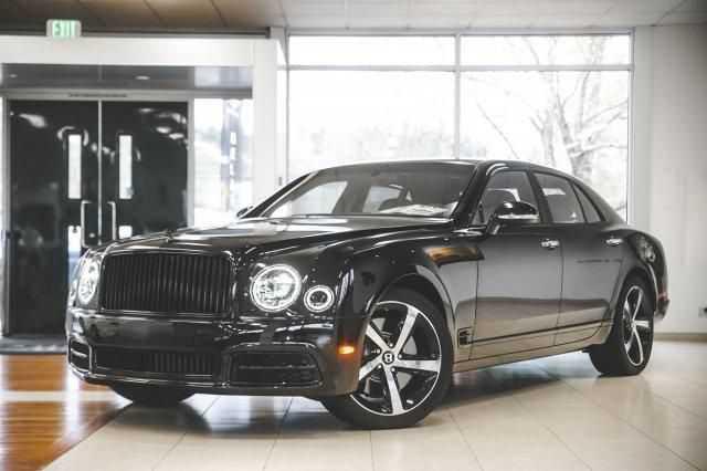 Bentley Mulsanne 2018 $410975.00 incacar.com