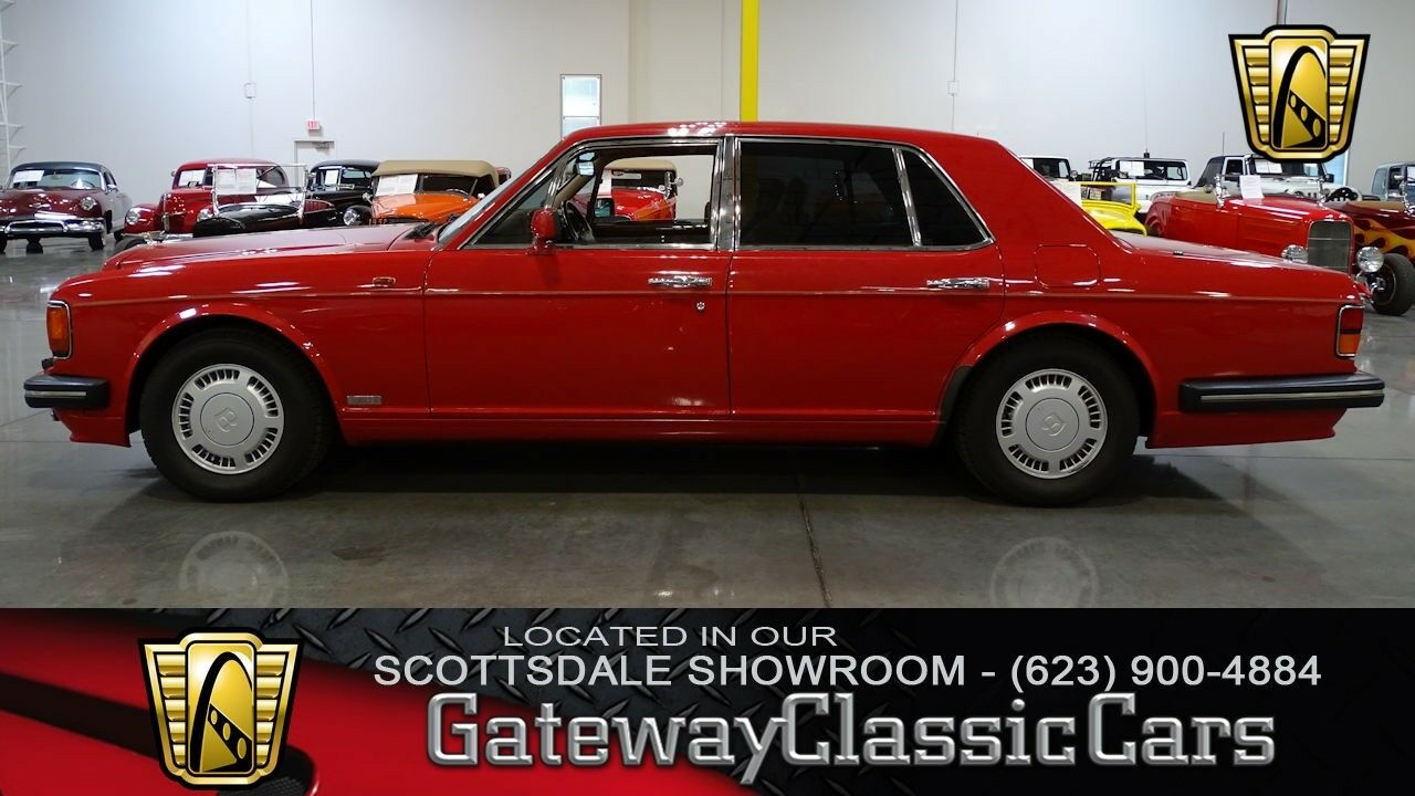 used Bentley Turbo R 1990 vin: SCBZR03D8LCX33107