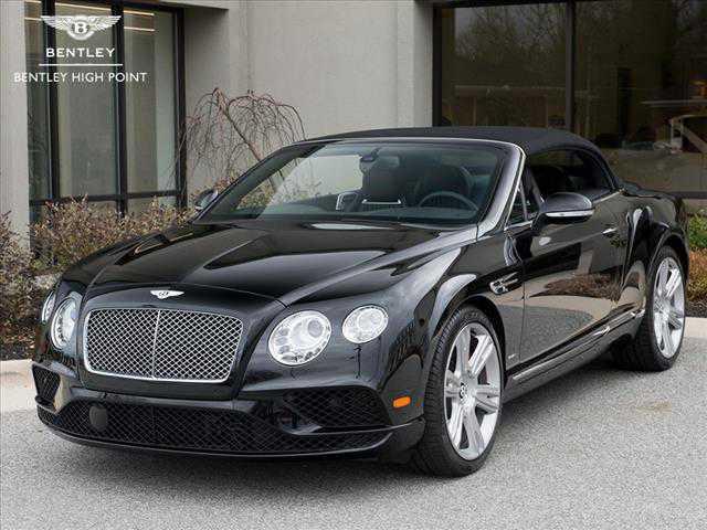 Bentley Continental GT 2018 $224900.00 incacar.com