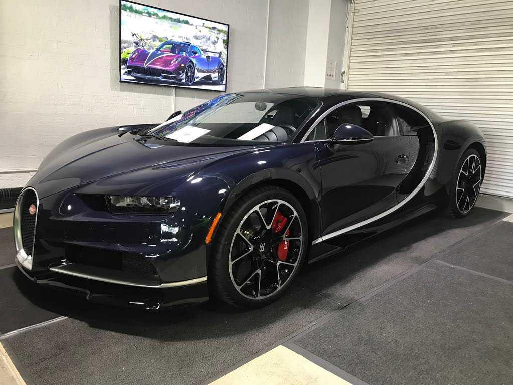 Bugatti Chiron 2018 $3299000.00 incacar.com
