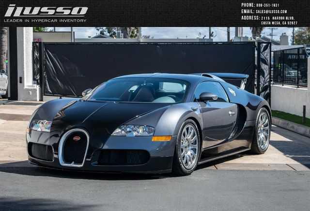 Bugatti Veyron 2008 $1299000.00 incacar.com