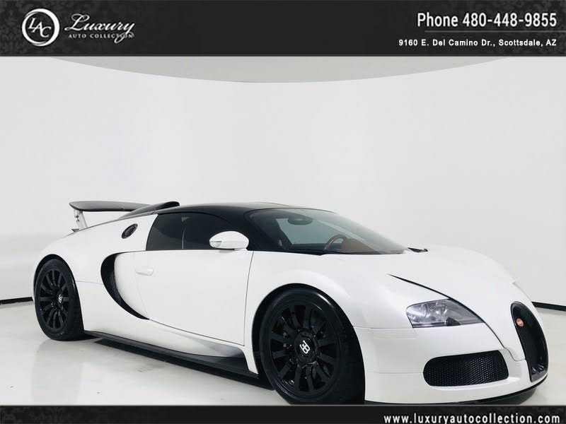 Bugatti Veyron 2006 $900000.00 incacar.com
