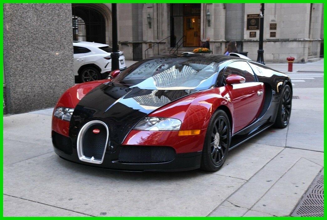 Bugatti Veyron 2008 $1380000.00 incacar.com