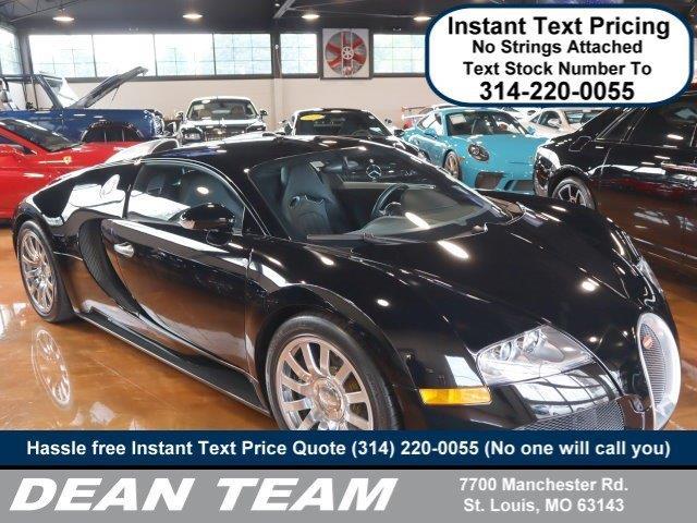 Bugatti Veyron 2008 $1250000.00 incacar.com