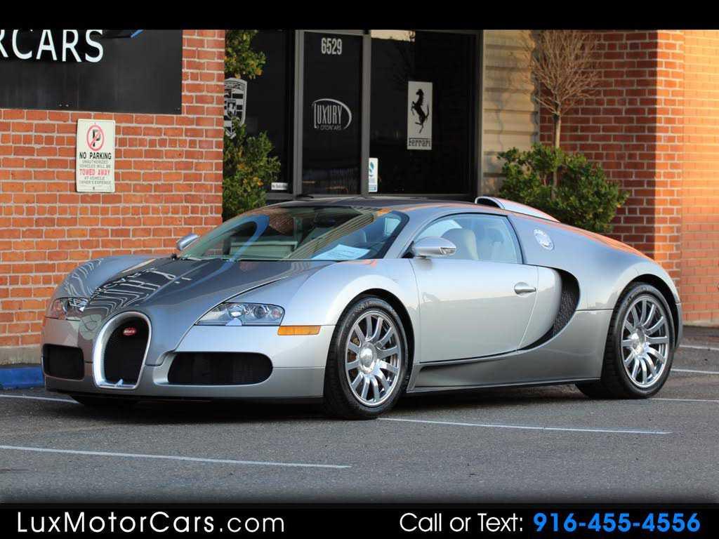 Bugatti Veyron 2008 $1699000.00 incacar.com