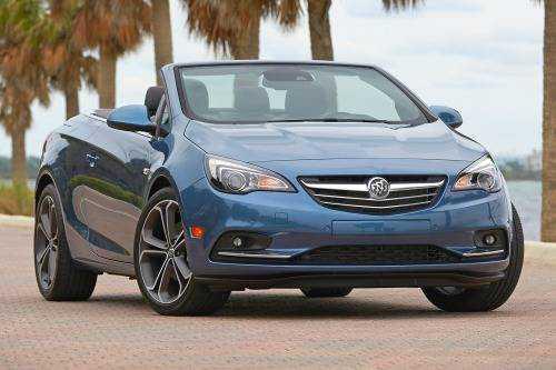 Buick Cascada 2016 $25995.00 incacar.com