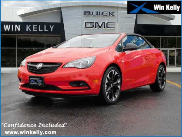Buick Cascada 2018 $32826.00 incacar.com