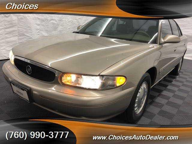 Buick Century 2001 $5395.00 incacar.com