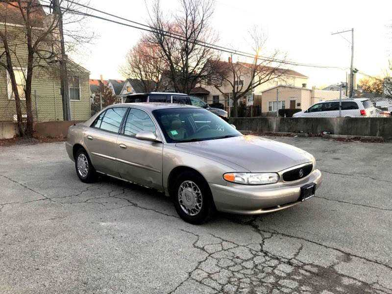 used Buick Century 2003 vin: 2G4WS52J931296017