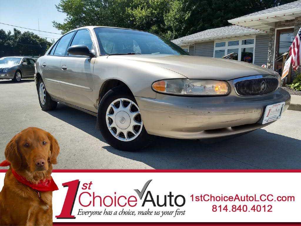 Buick Century 2004 $1200.00 incacar.com