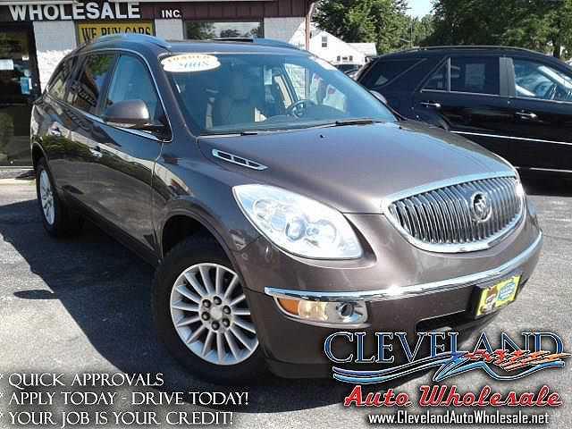 Buick Enclave 2008 $11938.00 incacar.com
