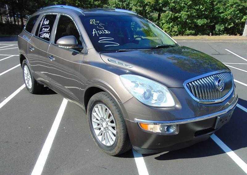Buick Enclave 2009 $10995.00 incacar.com