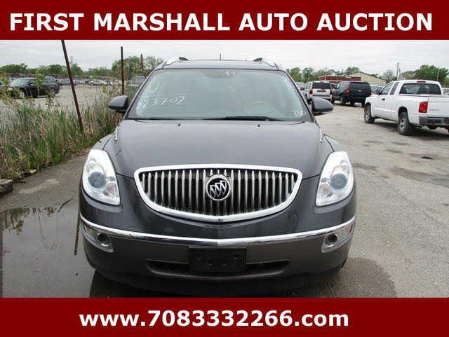 Buick Enclave 2011 $5300.00 incacar.com