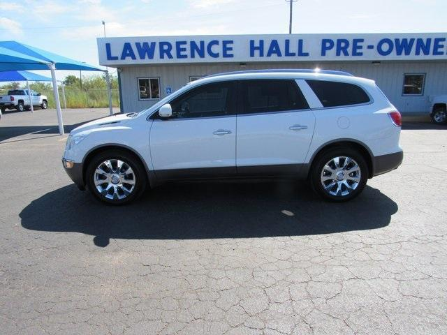 used Buick Enclave 2011 vin: 5GAKRCED3BJ419406
