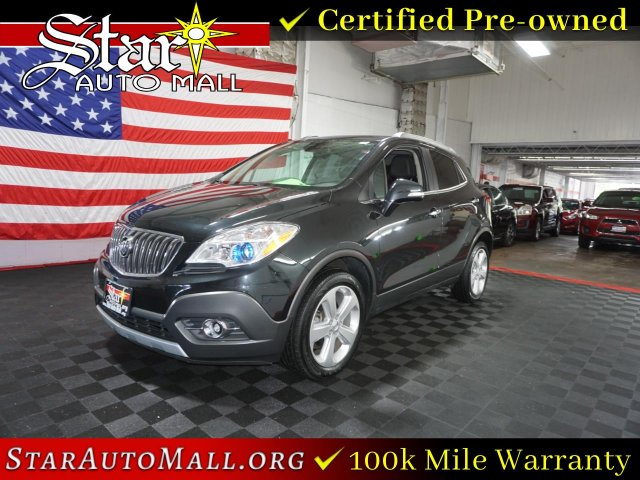 used Buick Encore 2016 vin: KL4CJGSB8GB647272