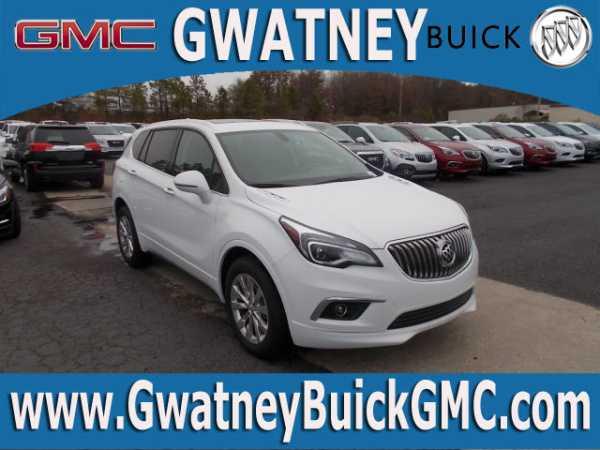 Buick Envision 2017 $40635.00 incacar.com