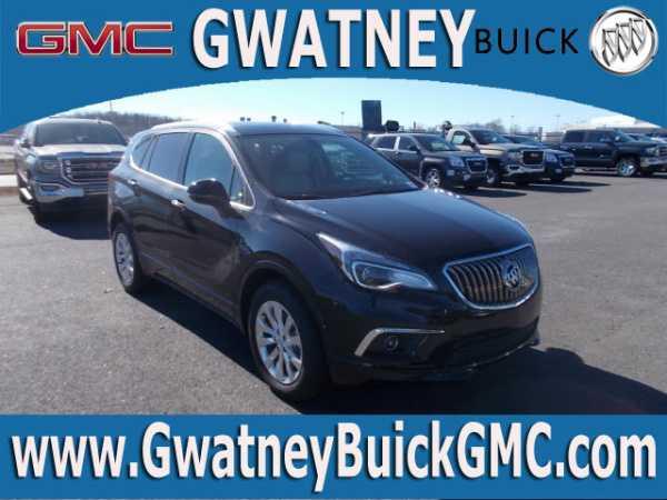 Buick Envision 2017 $40535.00 incacar.com