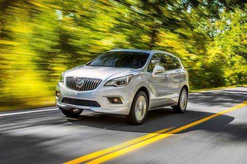 Buick Envision 2017 $35885.00 incacar.com
