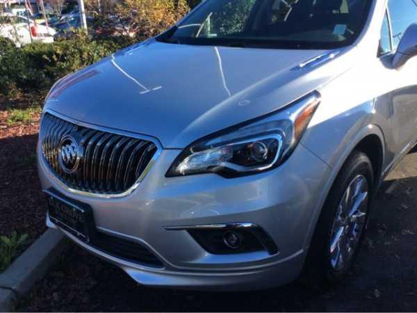 Buick Envision 2017 $35065.00 incacar.com