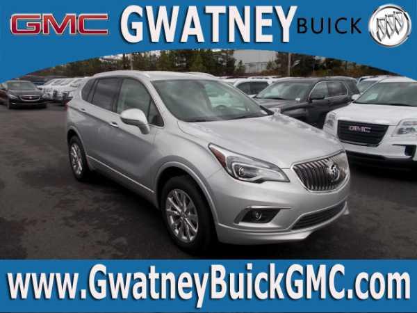 Buick Envision 2017 $41385.00 incacar.com