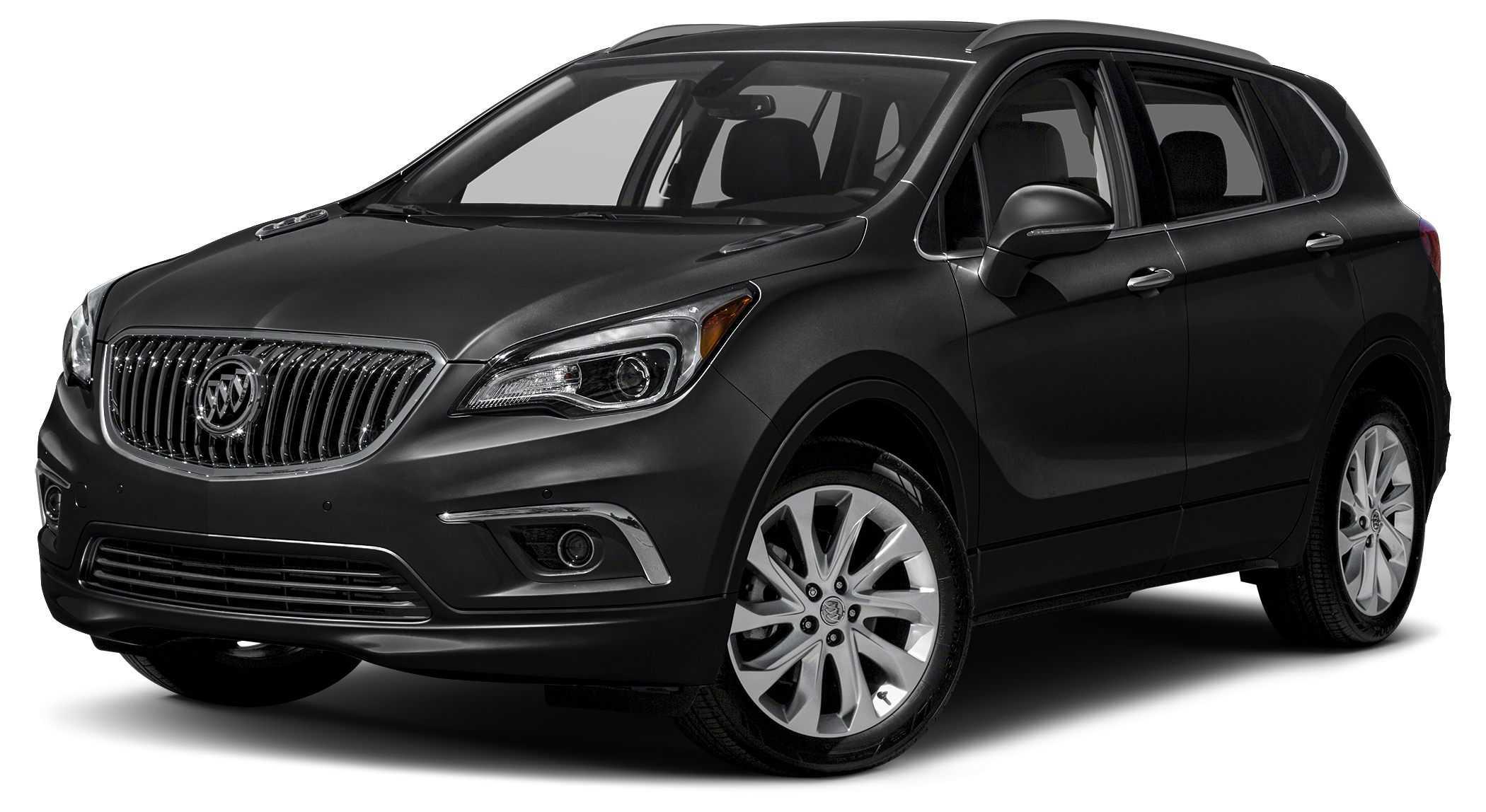 Buick Envision 2017 $38472.00 incacar.com