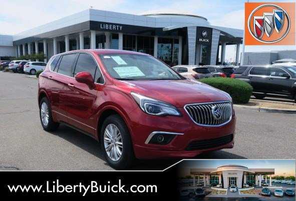 Buick Envision 2018 $30749.00 incacar.com