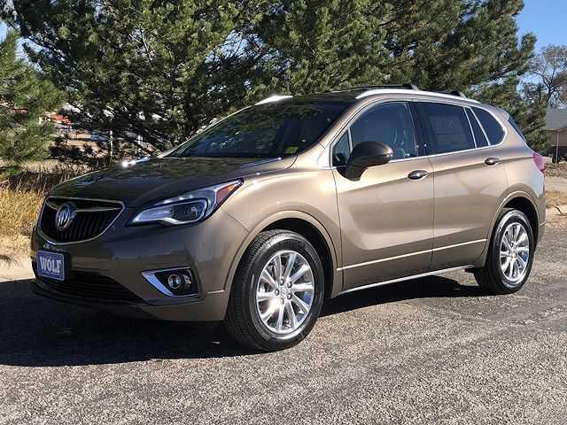Buick Envision 2019 $41780.00 incacar.com