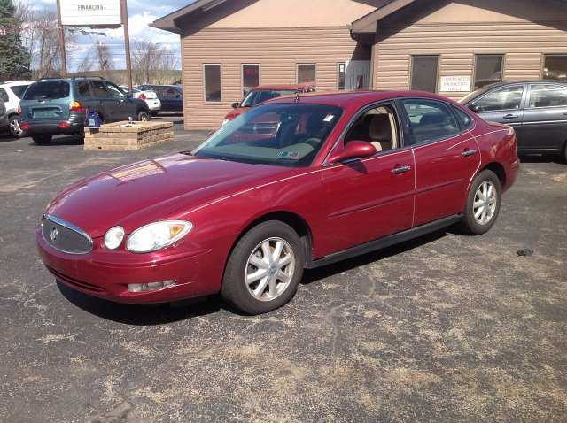 used Buick LaCrosse 2005 vin: 2G4WC532351208506