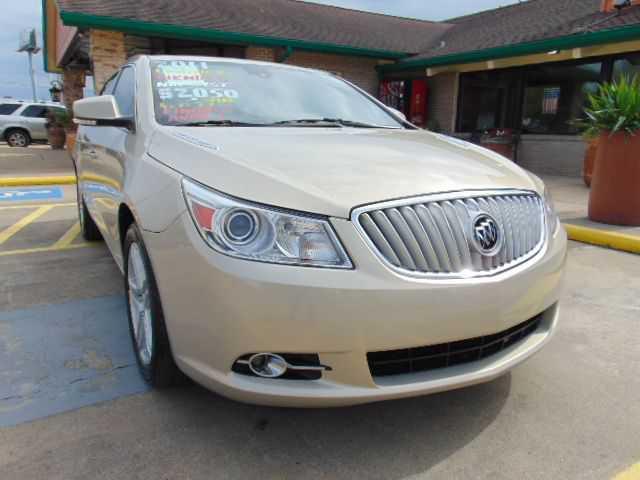 Buick LaCrosse 2011 $8850.00 incacar.com