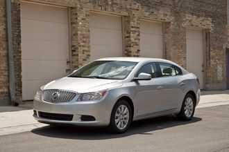 Buick LaCrosse 2012 $10999.00 incacar.com