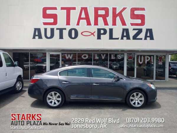 used Buick LaCrosse 2012 vin: 1G4GD5G3XCF257034
