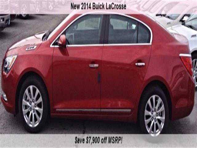 Buick LaCrosse 2014 $17955.00 incacar.com