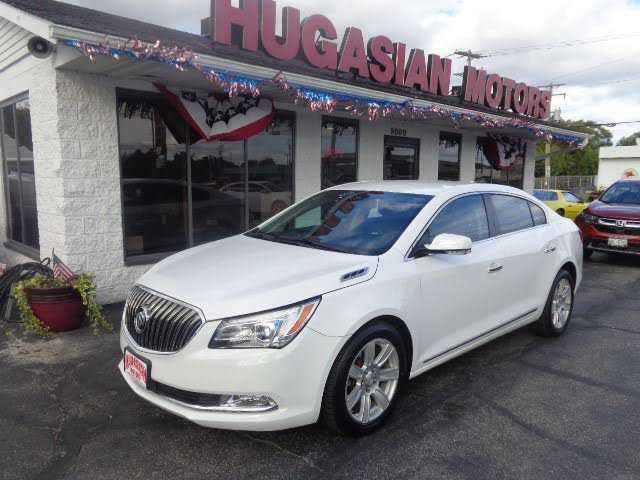 Buick LaCrosse 2014 $11970.00 incacar.com